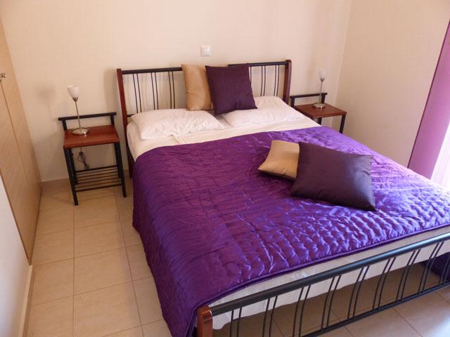 Private Schlafzimmer | Kreta Impressionen Und Eindrucke Von Der Insel Als Aquarell Ol